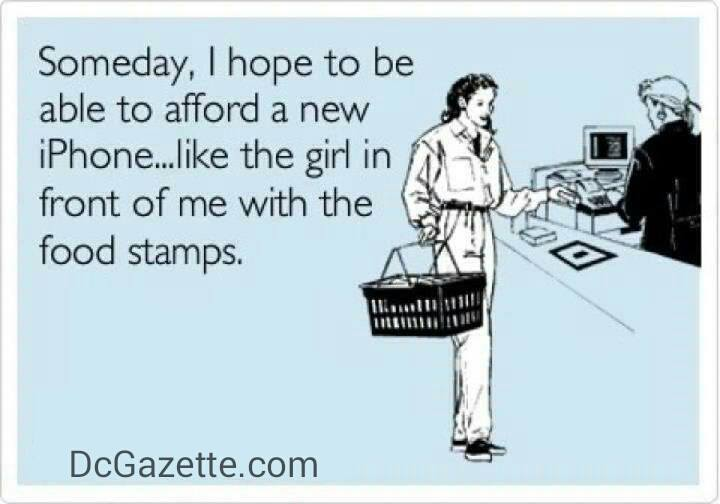 iphone and food stamps